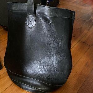 Vintage Ellington Leather Bag